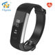 Logo Customization Pedometer 2019 New Bluetooth Pedometer Fitness Smart Watch Bracelet Waterproof for Women and Men
