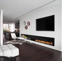 Inno living fire 72 inch luxury indoor decoration bio ethanol fireplace heater