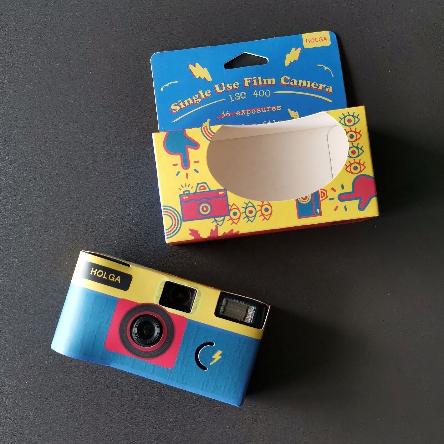 Disposable Camera Single Use Camera with Flash 35MM film camera customized design