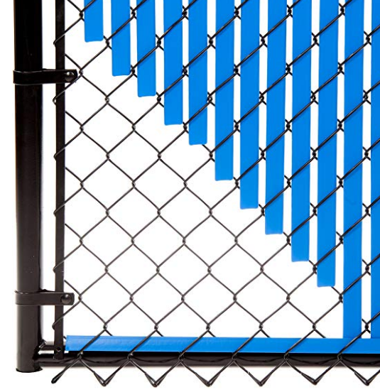 Privacy Slat Inserts For Chain Link Fence