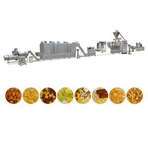 CE certificate automatic corn puff chip snack production line saixin machinery