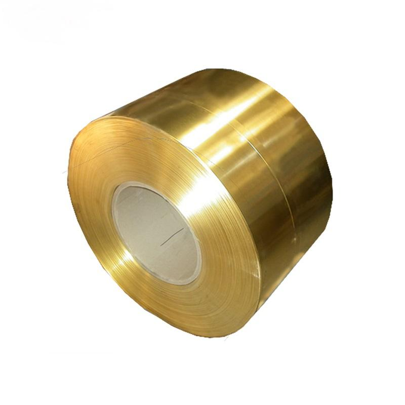 Cu Zn alloy C26800 CuZn33 CW506L Brass for terminals