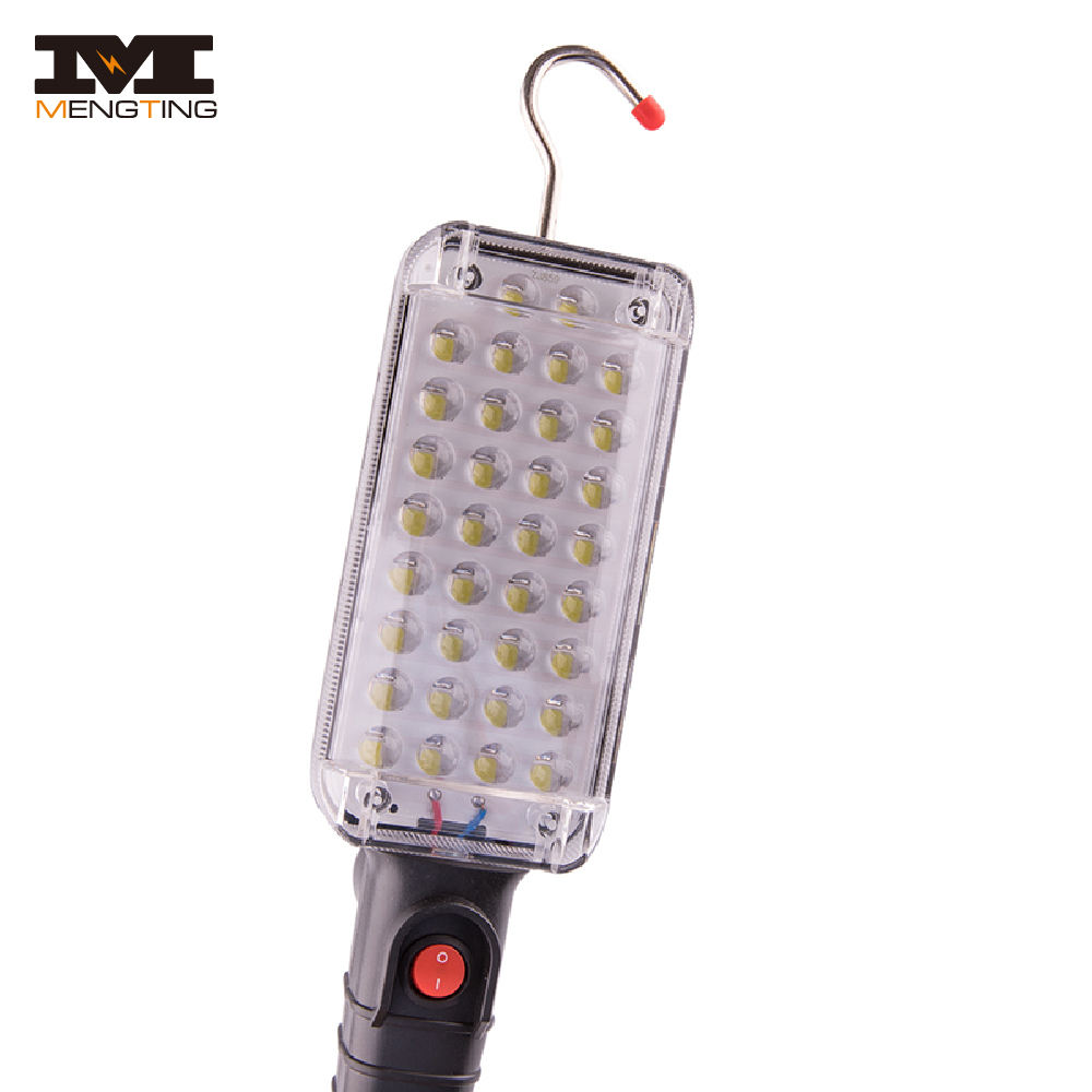 Battery Power Rechargeable Led Portable Foldable Work Light Lamp