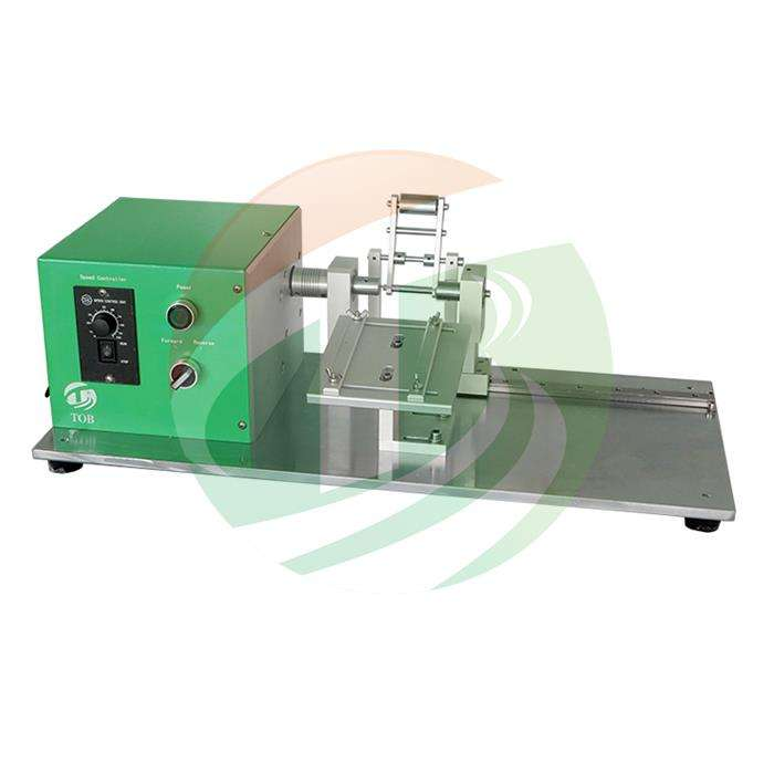 High Quality Capacitor Manual Electrode Winding Machine For Li-ion Cylinder Battery