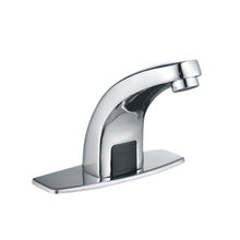 Low Price Bathroom Sink Basin Water Automatic Taps Infrared Sensor Faucet
