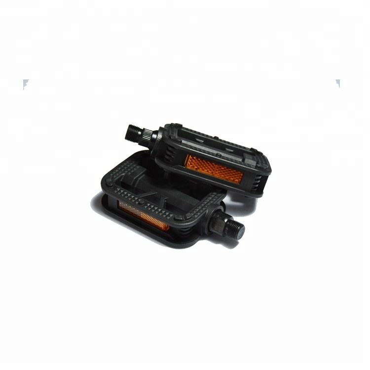 Wholesale factory direct sales plastic bicycle pedal/bike parts