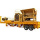Factory Price 80-150 T/HPortable Rock Crusher Mobile Crushing Plant For Sale