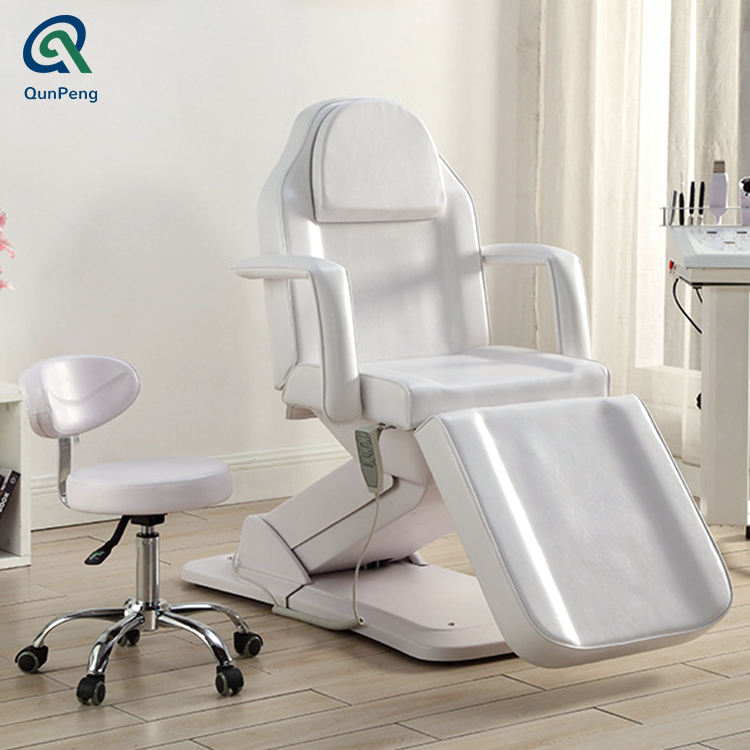 Massage beauty care chair spa electric facial bed salon folding massage table