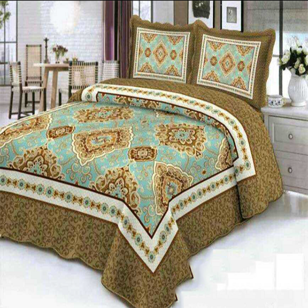 Handmade patchwork bed sheet kuala lumpur malaysia made in China