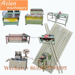 wooden chopsticks making machine/wood chopsticks machine