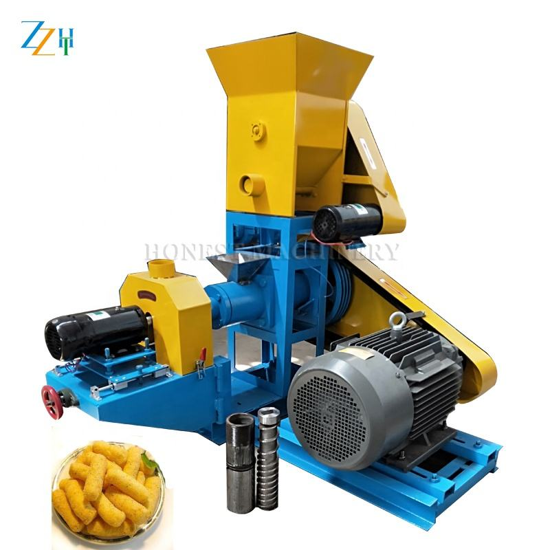 Hot Sale Corn Puff Snack Extruder / Corn Puff Snack Machine / Corn Puff Making Machines