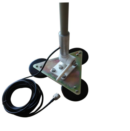 Vehicle Mounted FM Omni directional Antennas