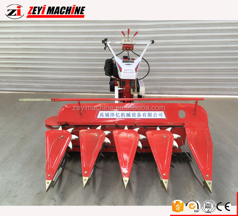 Good price grain and grass cutting machine, wheat /rice /grass/paddy reaper