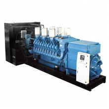 High Performance 1000KVA 800KW 12M26D968E200 engine diesel generator genset for construction