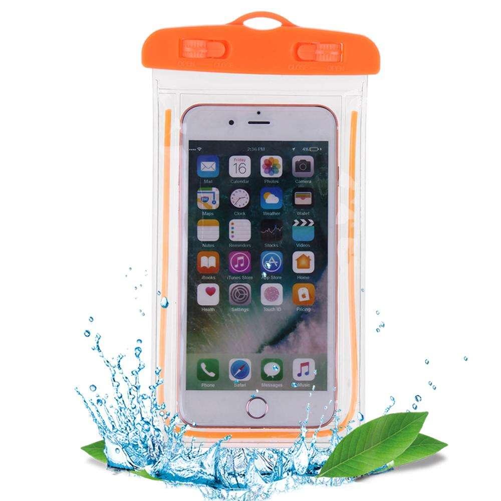 En gros Personnalisé Téléphone Portable Longe Durable Pvc Sac Étanche Pour Iphone/samsung/htc Pochette