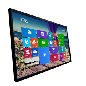 China Factory Touch Screen Monitors Touch Screen Digital Wall Calendar