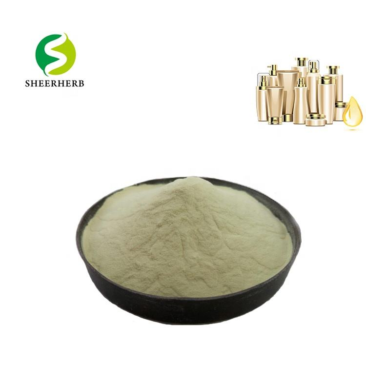 Xanthan gum is used in cosmetic styling agents, suspending agents, moisturizers, thickening, adhesion and lubrication
