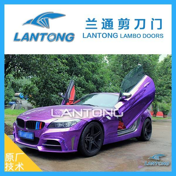 Özel Lambo Kapı Kiti BMW Z4 Kiralık Tamponlar Gövde kiti