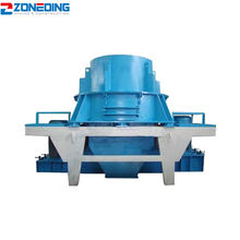 High quality crusher sand maker small sand making plant in india