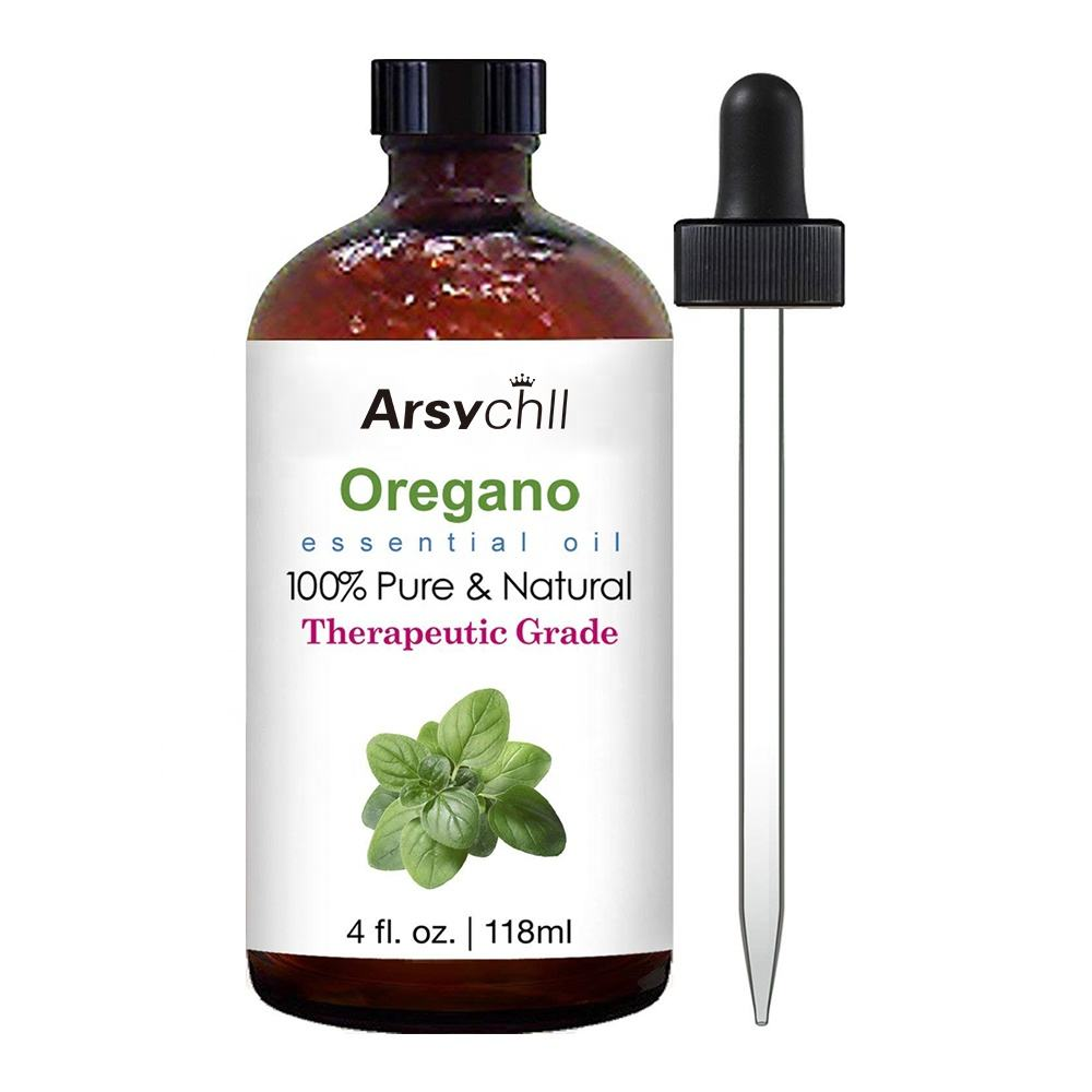 100% Pure and Natural Undiluted and Unfiltered Oil Oregano For Colds Sore Throats Coughs