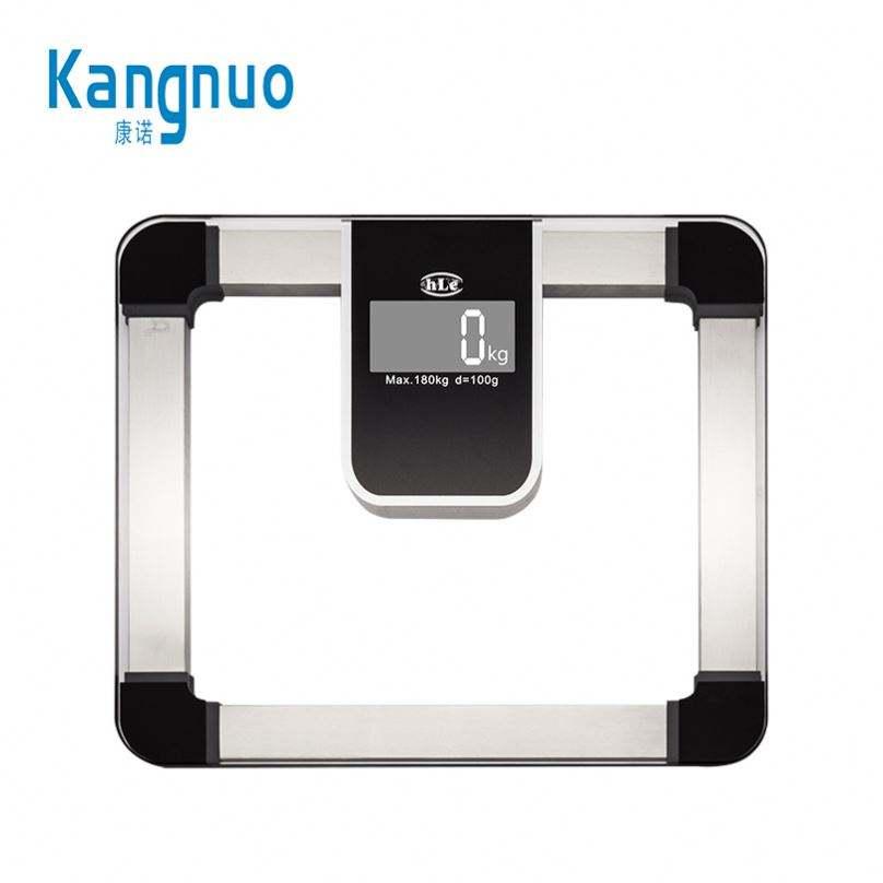 Eléctrica grasa corporal escala de mano monitor inalámbrico