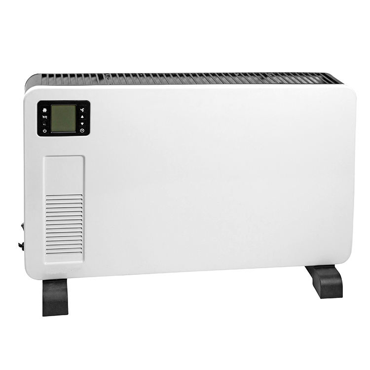220V/2300W Freestanding Electric Classical Home Convection Heater With Remote Control ..