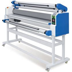 Guangzhou  Roll to Roll A3  Thermal and Cold Vinyl Laminator A4 Wide Format 160cm Automatic Laminating Machine