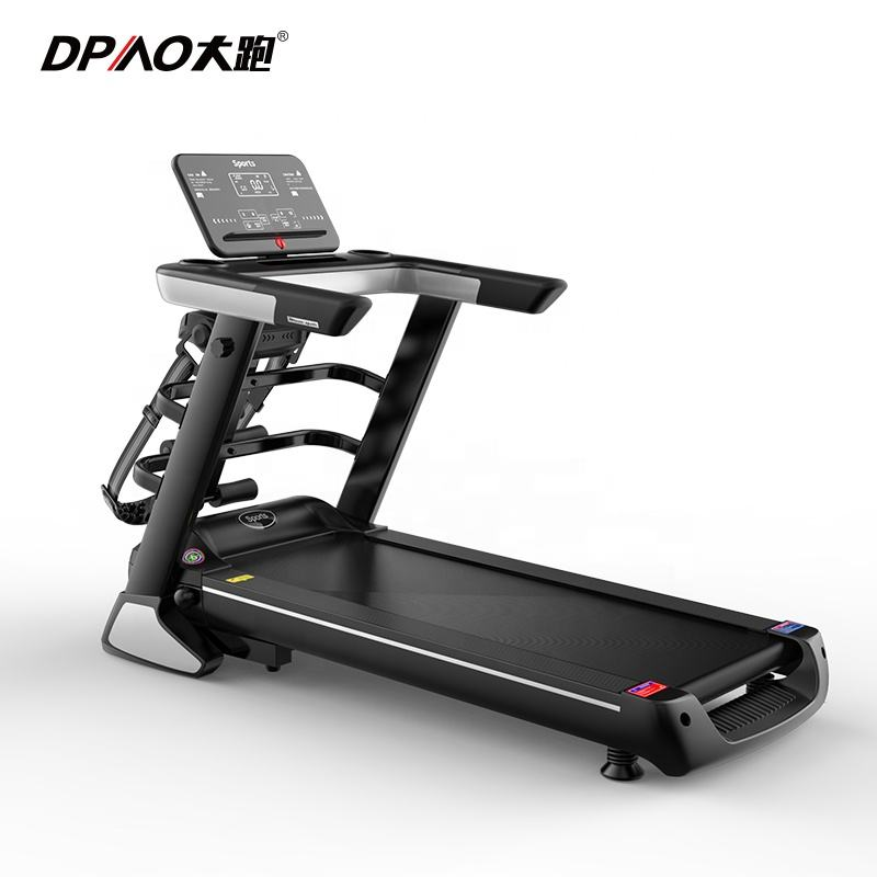 Best selling house fit foldable motorized gym treadmill