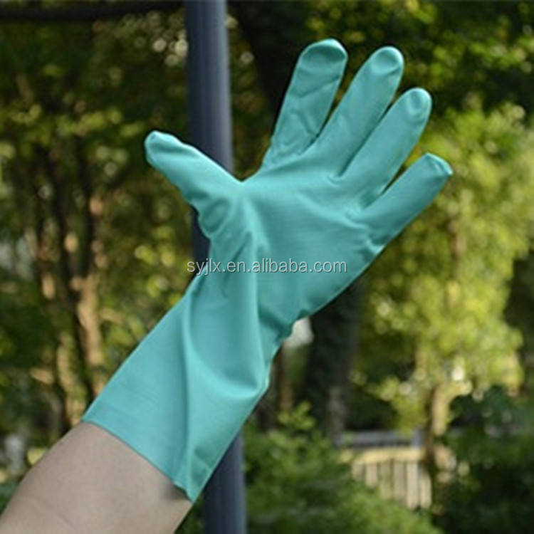 13mil / 15mil/ 18mil / 22mil Malaysia nitrile industry work gloves manufacturers