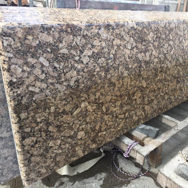 Good Price Giallo Fiorito Granite, Small Slab%
