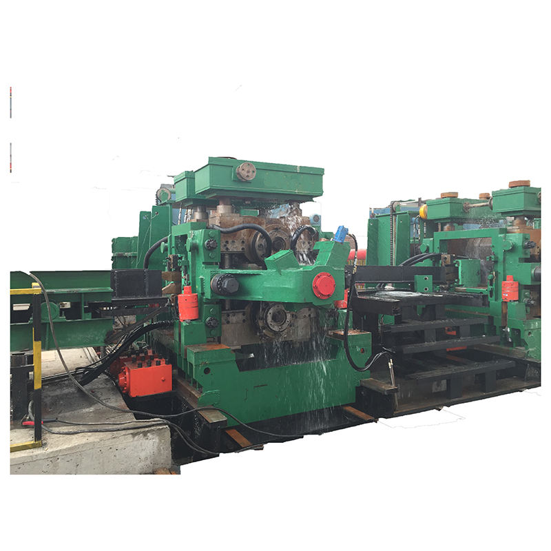 steel rebar /angle steel/flat steel hot rebar rolling mill machine for mini steel plant