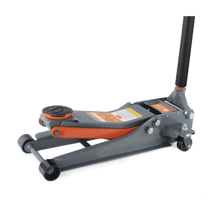 2Ton High quality hydraulic floor jack with carrying case