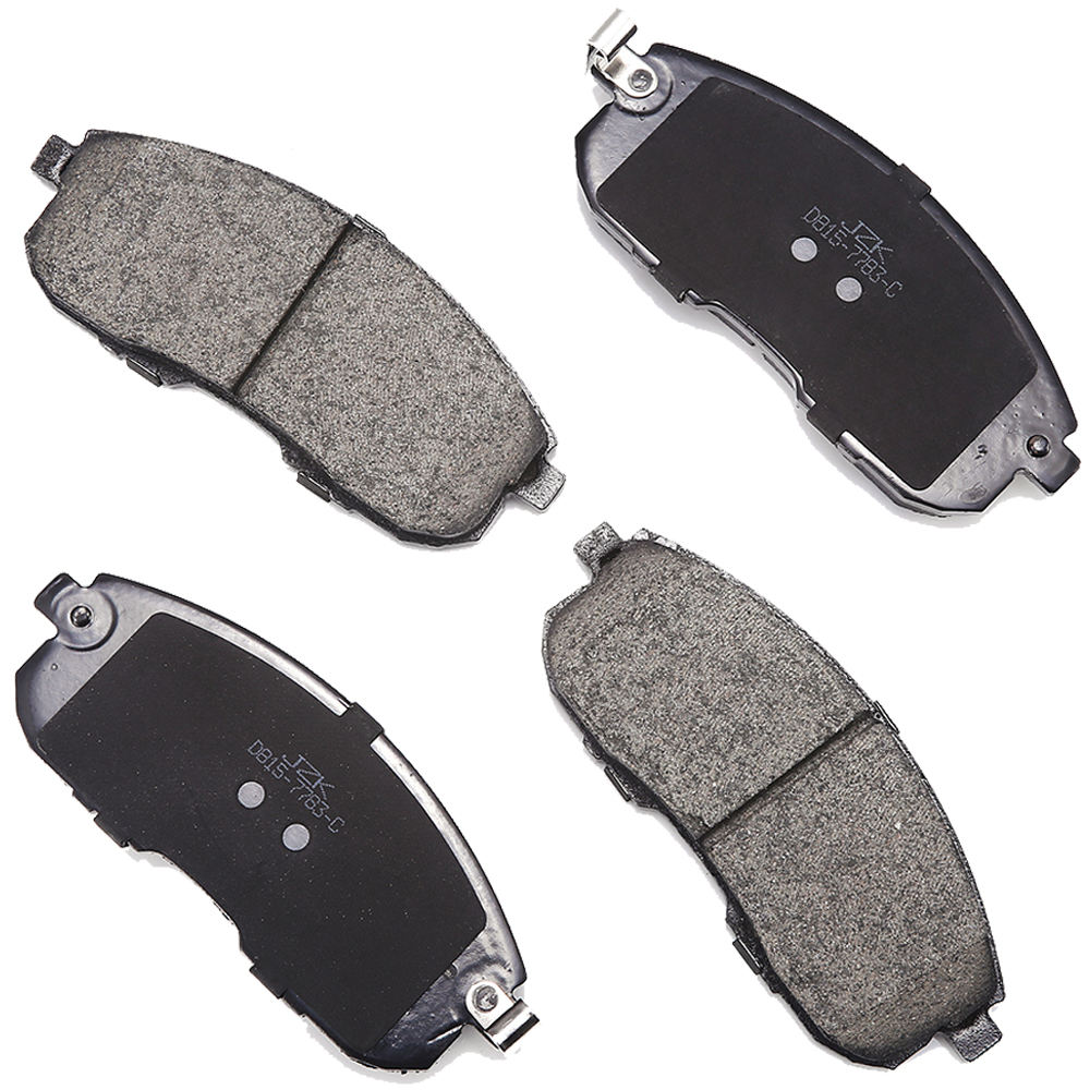 Wholesale JZK Premium Quality Auto car ceramic Brake Pads set With Factory Price