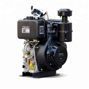 Motor pequeno com cilindro diesel 4hp 10hp