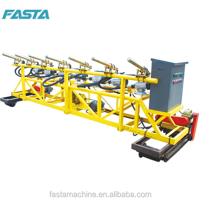 FASTA FVR508E vibrating vibrator for road construction