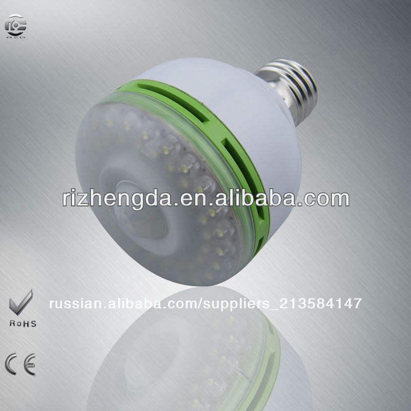 европейской современным дизайном провал f5 epistar pir датчик движения светодиодная лампа свет