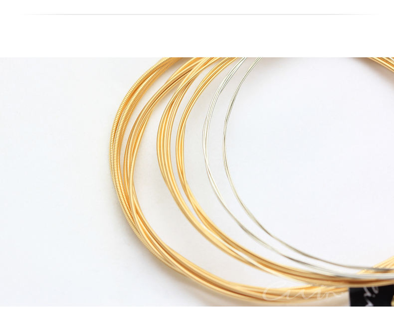 CIVIN A90 핫 잘 팔리는 Top Quality Brass 상처 string Acoustic Guitar String Plastic bag factory price 대 한 bulk guitar Strings