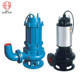 Mine Sump Pump Electric Motor Agitator Centrifugal Submersible Slurry Pump