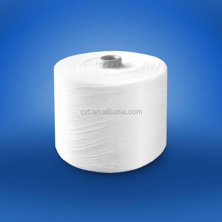 Cucire <span class=keywords><strong>buona</strong></span>! Bianco grezzo 40s/2 100% filato in poliestere per cucire