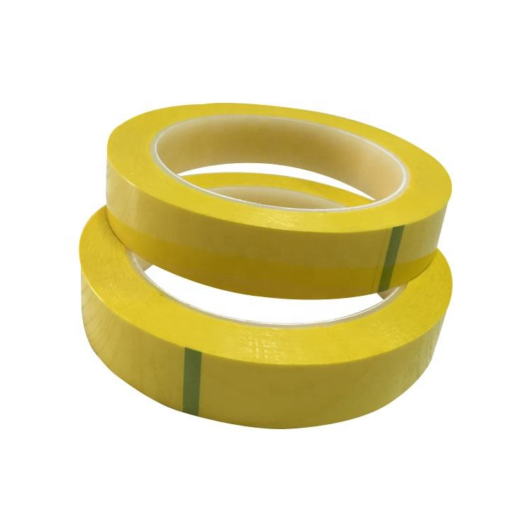 temperature resistance 130 degrees mylar Adhesive Insulation Tape for electronic components