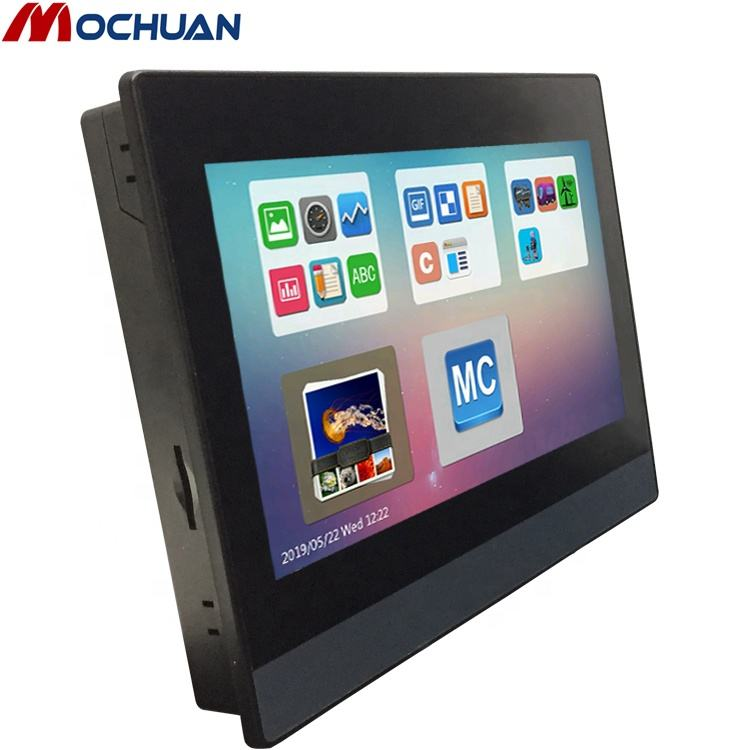 low price touch screen lcd hmi monitor price
