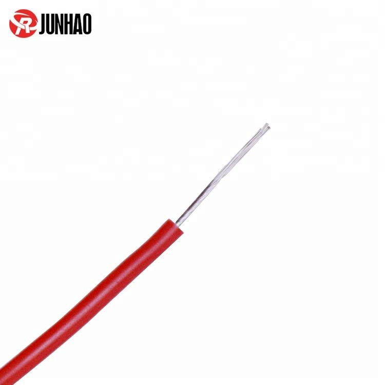 UL3239 Cable 40KV Insulated Conductor Wire AWM 22 Gauge 150 Degree High Temperature Silicone Rubber Cables