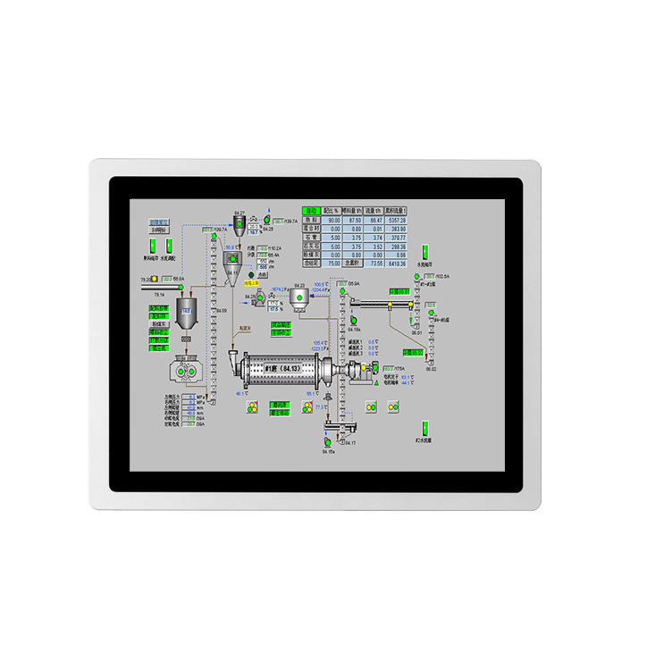 Popular Export Tablet 10 Inch Industrial Touch PC Price For Workshop