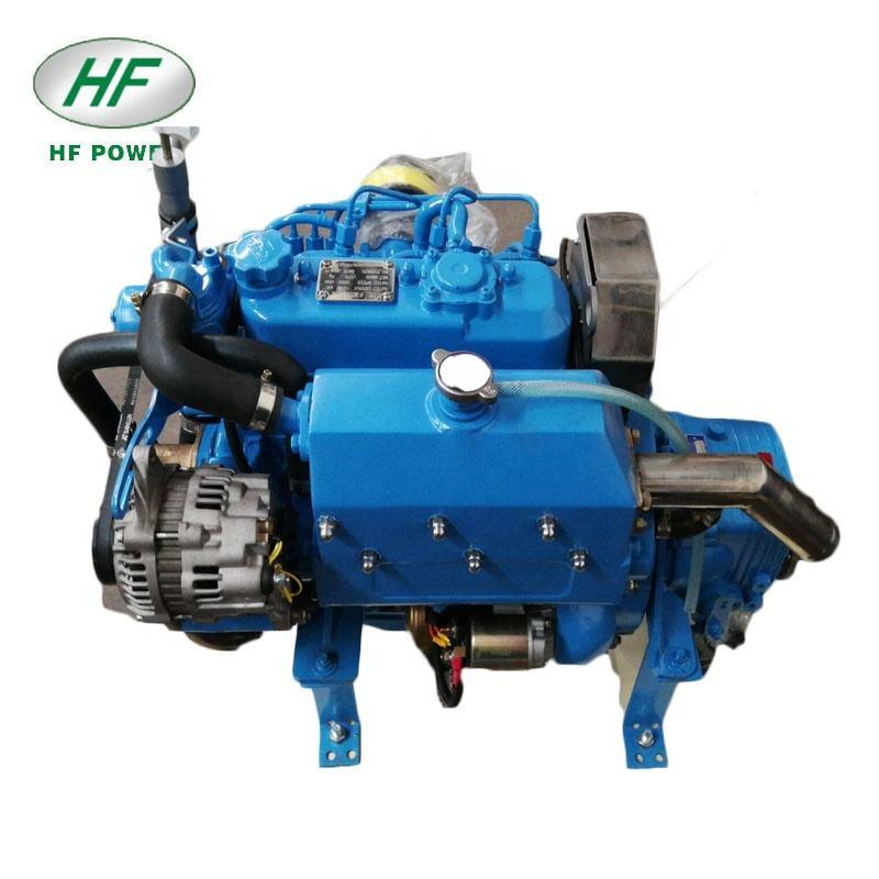 HF-3M78 21hp high speed marine diesel engine inboard boat engine