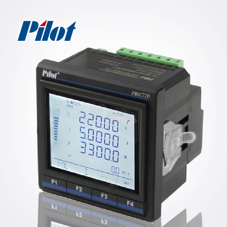 PILOT PMAC770 64 M bộ nhớ power meter analyzer