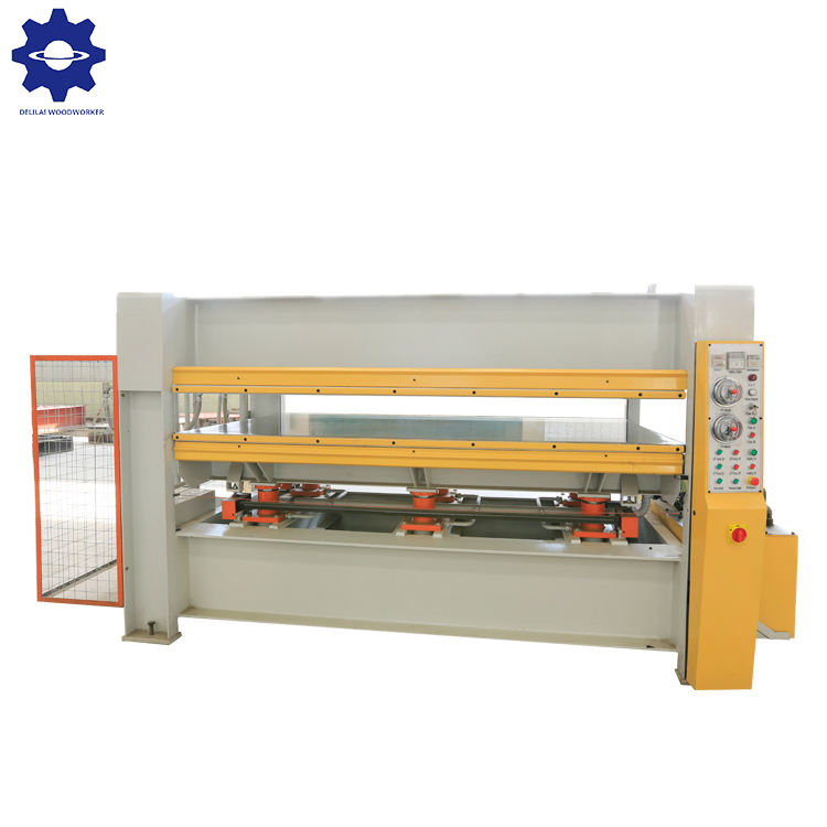 Wood working Hydraulic hot Press 200Ton Machine
