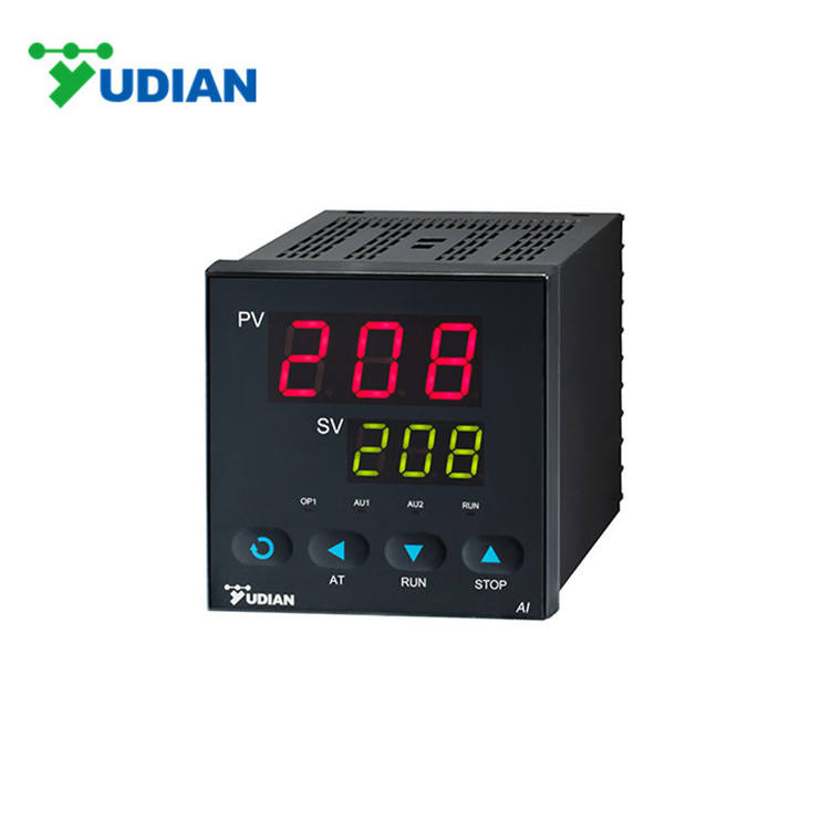 pid industrial intelligent digital k type temperature controller for light industry