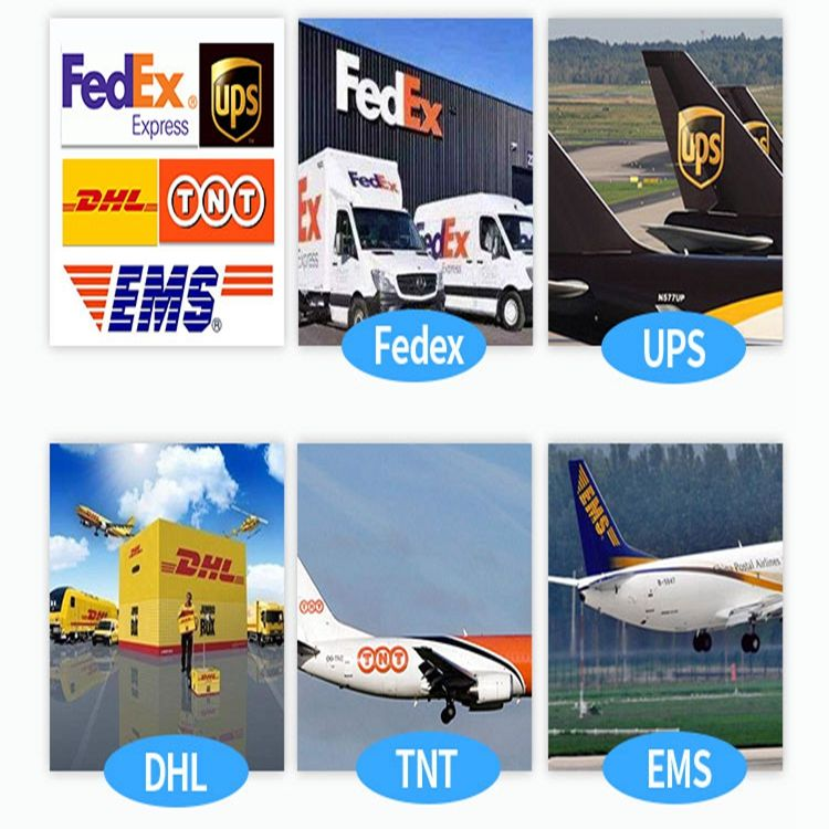 Shenzhen Scheepvaartonderneming Tnt/Dhl/Ups Internationale Verzending Expediteur