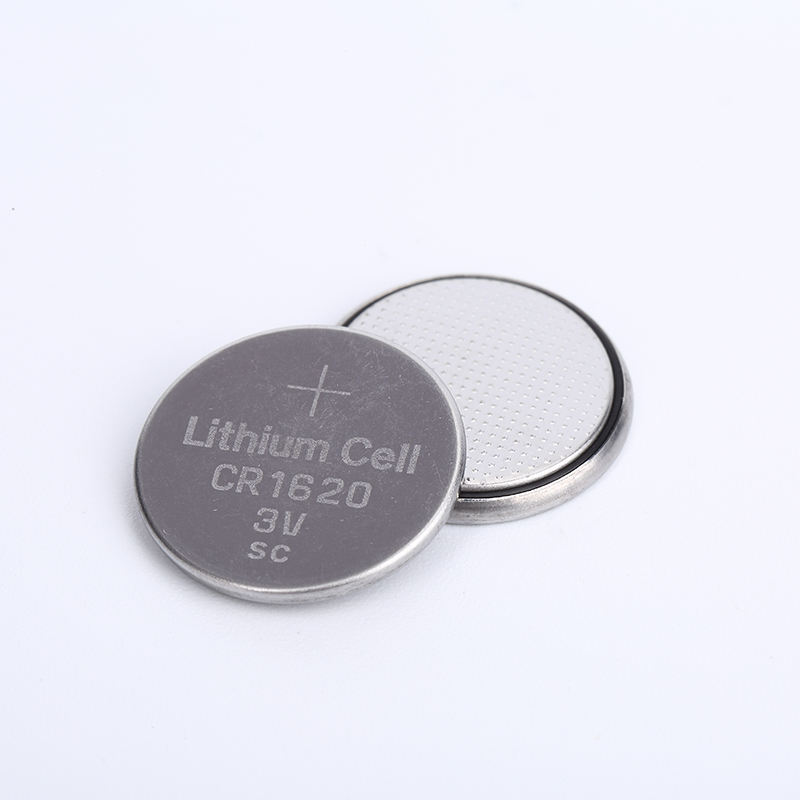 3.0v Non-rechargeable Lithium Button Cell Battery Cr1620 Cr2032 Cr2025