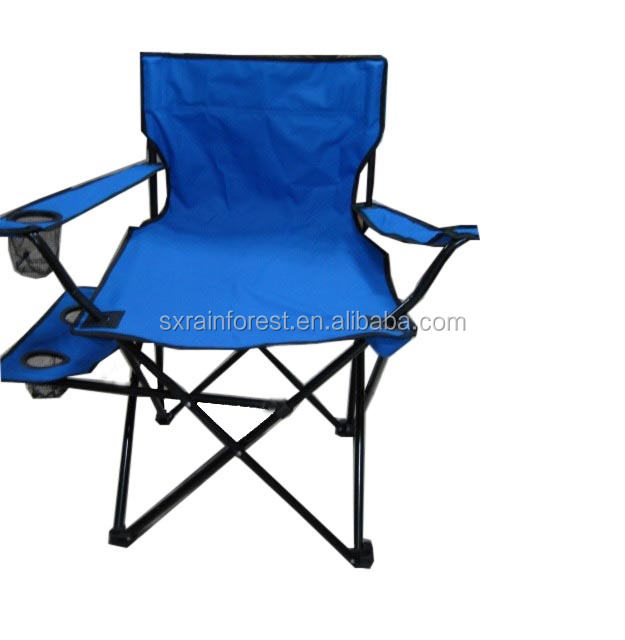 Foldable Picnic Traveling Camping beach Chair With Mesh cup holder table and chairs set